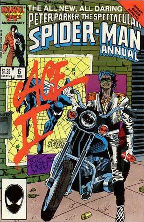 Spectacular Spider-Man Annual 6-A