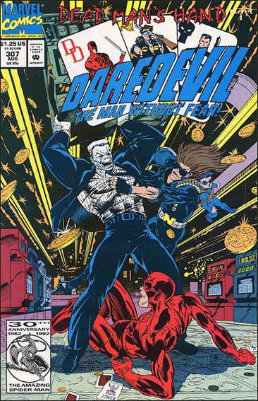 Daredevil (1964) 307-A by Marvel