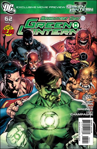 Green Lantern (2005) 62-A by DC
