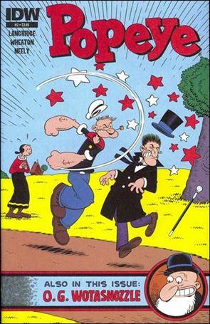 Popeye (2012) 2-A