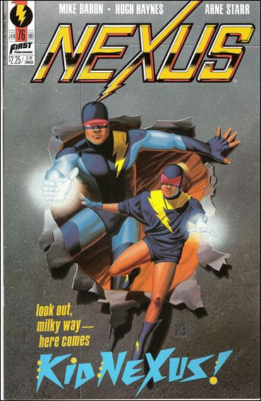 Nexus (1985) 76-A by First
