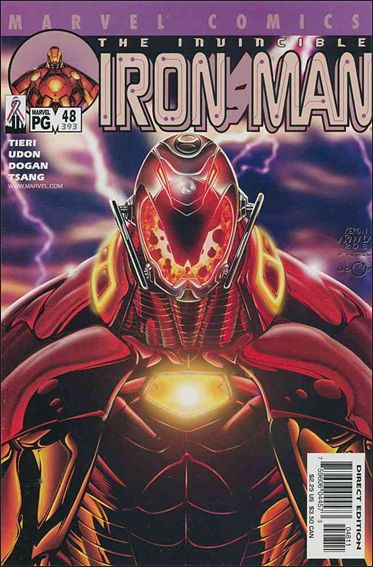 Iron Man (1998) 48-A by Marvel