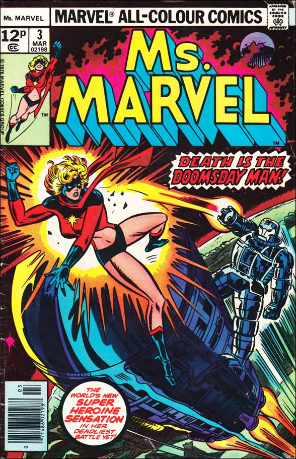 Ms. Marvel (1977) 3-B by Marvel