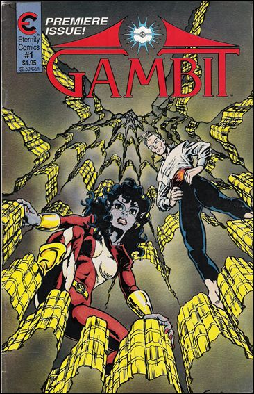 Gambit (1988) 1-A by Eternity