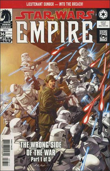 Star Wars: Empire 36-A by Dark Horse
