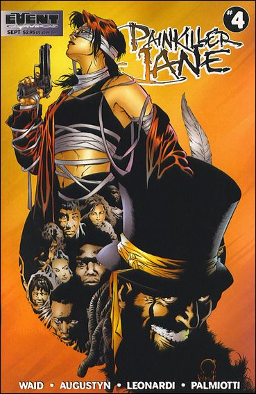 Painkiller Jane (1997) 4-B by Event Comics