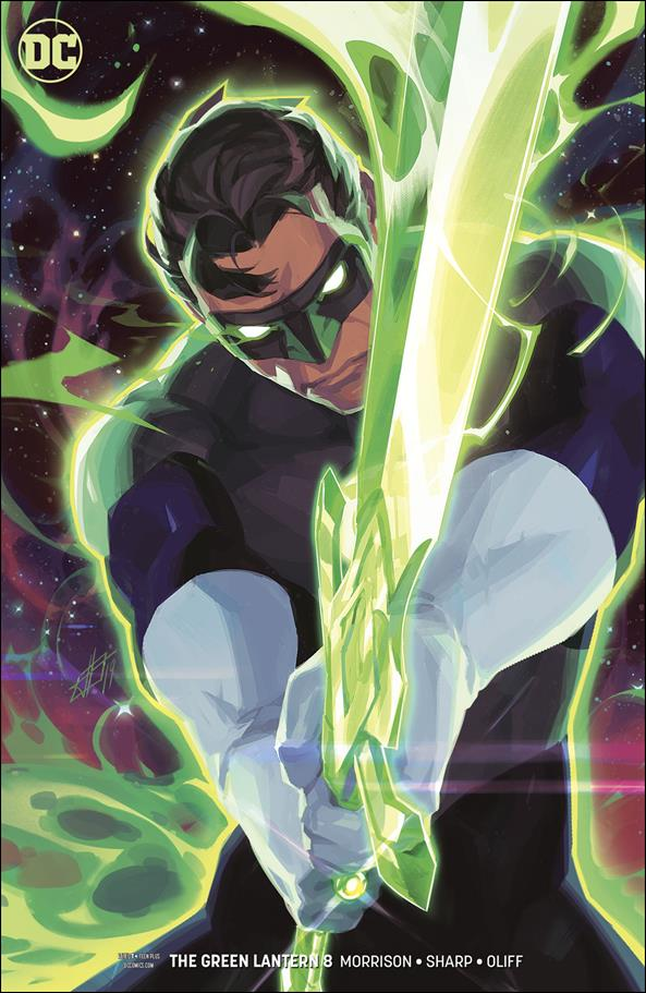 Green Lantern (2018) 8-B by DC