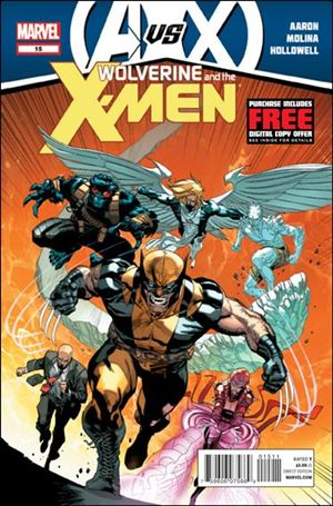 Wolverine & the X-Men (2011) 15-A