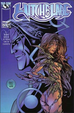 Witchblade 26-A