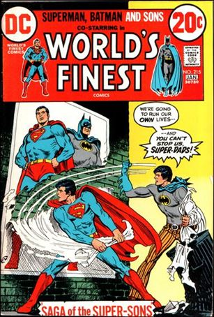 World's Finest Comics 215-A