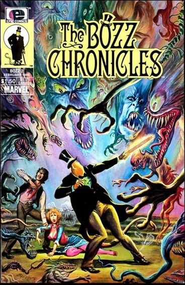 Bozz Chronicles 2-A by Epic