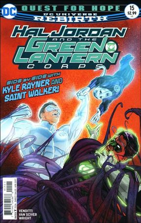 Hal Jordan and the Green Lantern Corps 15-A