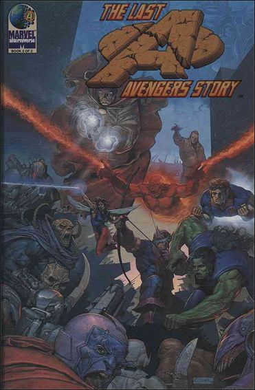 Last Avengers Story 2-A by Marvel