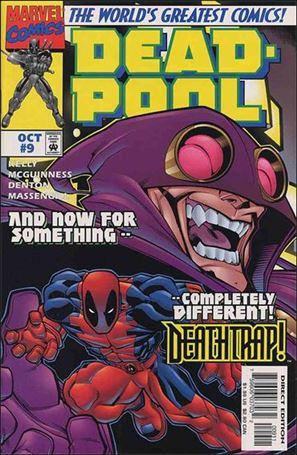 Deadpool (1997) 9-A