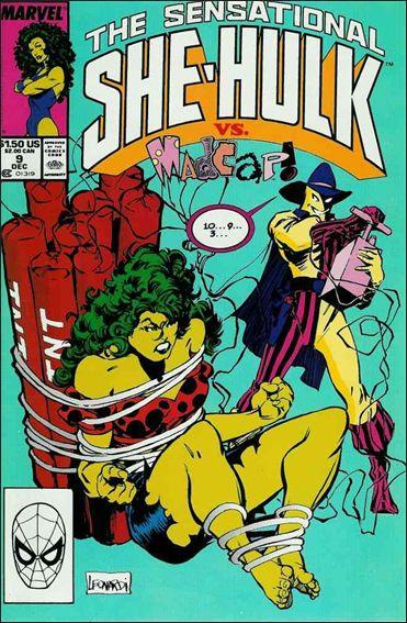 Sensational She-Hulk 9-A by Marvel