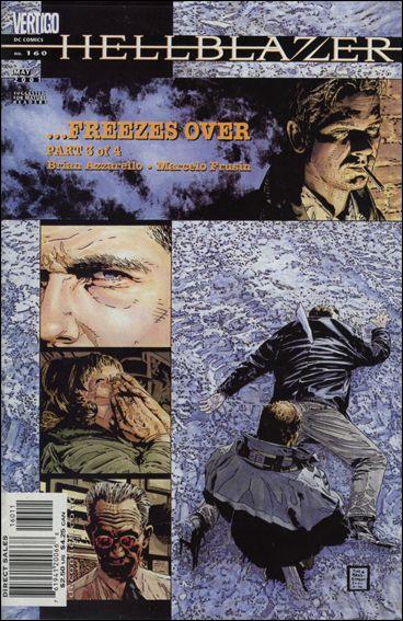Hellblazer (1988) 160-A by Vertigo