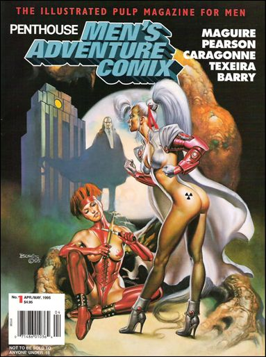 Penthouse Men's Adventure Comix 1-A by Penthouse