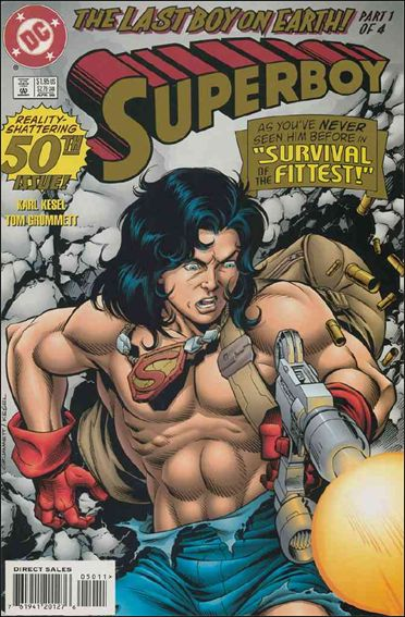 Superboy (1994) 50-A by DC