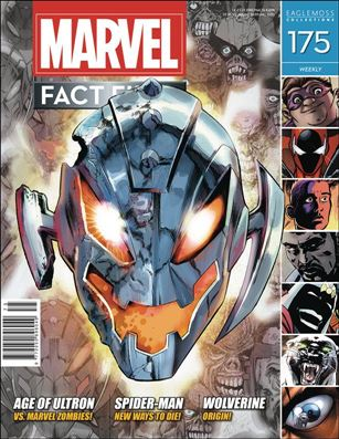 Marvel Fact Files 175-A