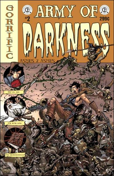 Army of Darkness: Ashes 2 Ashes 2-D by Devil's Due