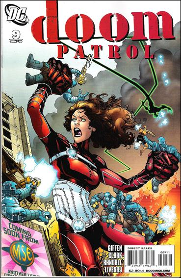 Doom Patrol (2009) 9-A by DC