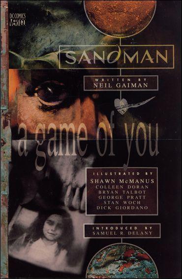 Sandman 5-B by Vertigo
