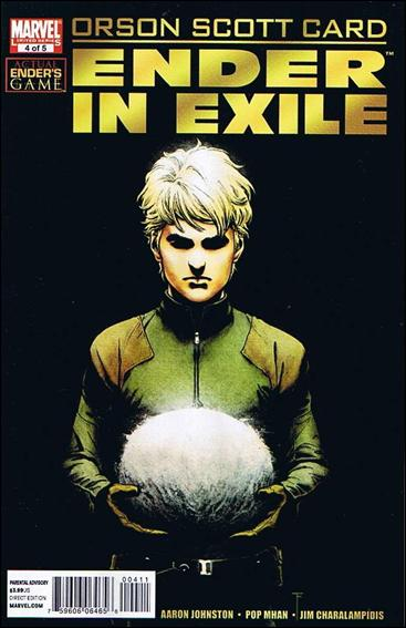 Orson Scott Card's Ender In Exile 4-A by Marvel