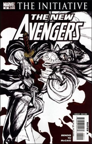 New Avengers (2005) 30-A by Marvel