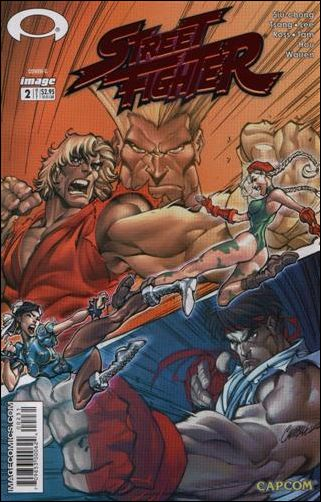 Street Fighter (2003) 2-E by Udon