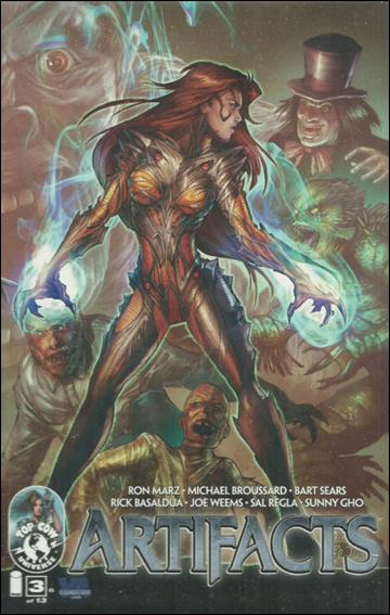 Artifacts (2010) 3-G by Top Cow