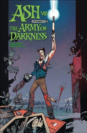 Ash vs. the Army of Darkness 5-B
