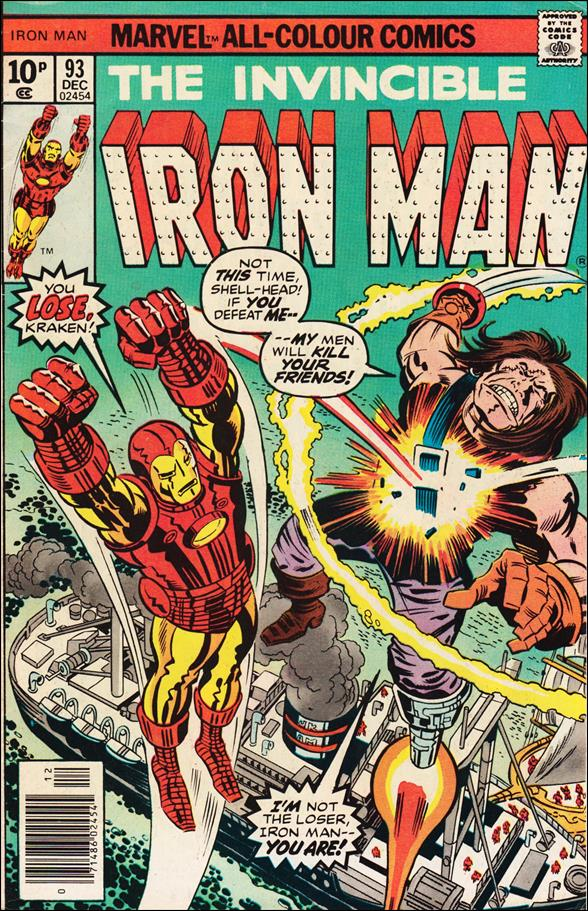 Iron Man (1968) 93-B by Marvel