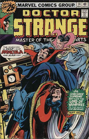 Doctor Strange (1974) 14-A by Marvel