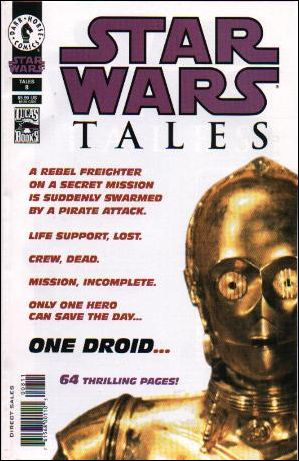 Star Wars Tales 8-B by Dark Horse