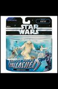 Star Wars: Unleashed Multi-Figure Battle Packs Battle of Hoth - Wampa Assault