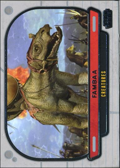 Star Wars Galactic Files (Base Set) 298-A by Topps