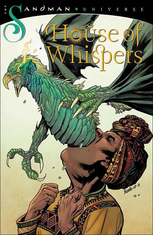 House of Whispers 14-A by DC Black Label