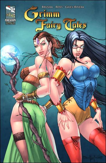 Grimm Fairy Tales 66-A by Zenescope Entertainment