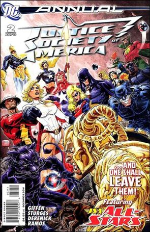Justice Society of America Annual 2-A