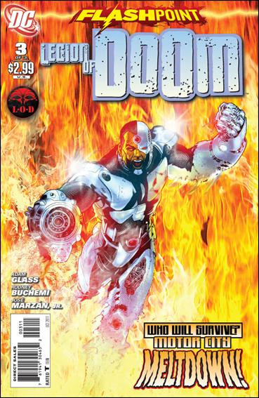 Flashpoint: Legion of Doom 3-A by DC