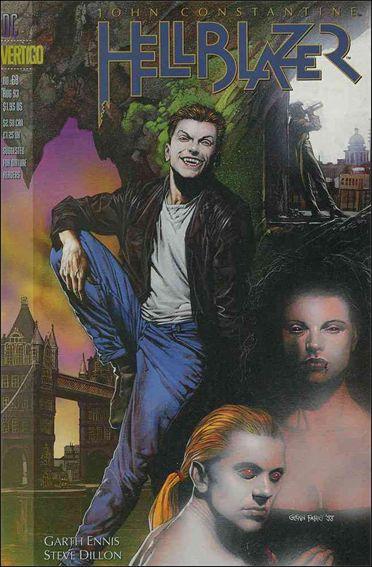 Hellblazer (1988) 68-A by Vertigo