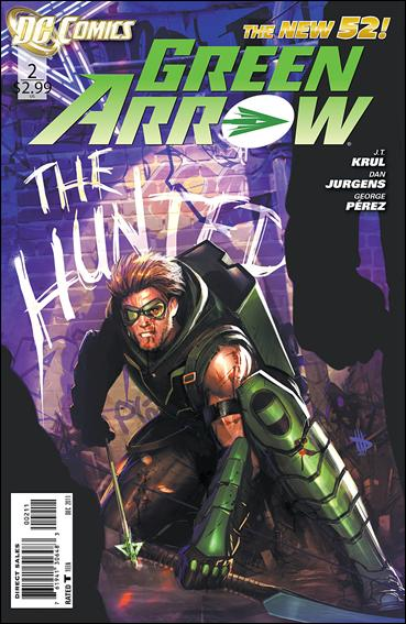 Green Arrow (2011) 2-A by DC
