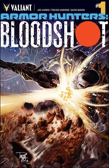 Armor Hunters: Bloodshot 1-A by Valiant Entertainment