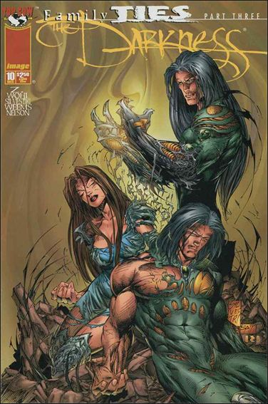 Darkness (1996) 10-A by Top Cow