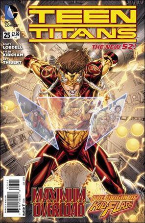 Teen Titans (2011) 25-A
