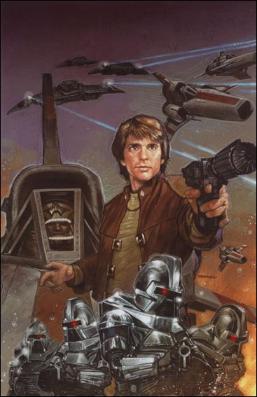 Classic Battlestar Galactica 1-C by Dynamite Entertainment