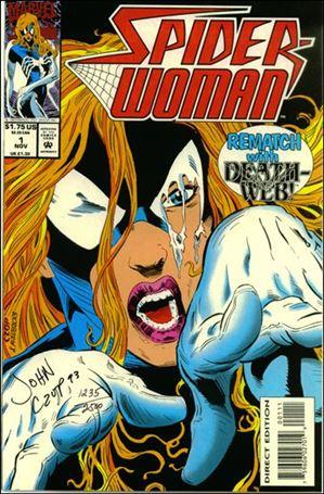 Spider-Woman (1993) 1-B