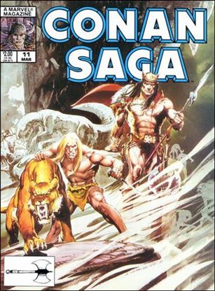 Conan Saga 11-A