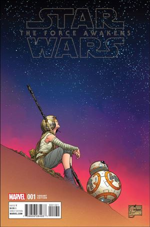 Star Wars: The Force Awakens Adaptation 1-F