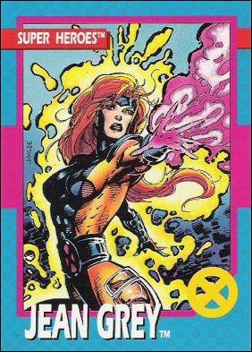 X-Men: Series 1 (Base Set) 24-A by Impel